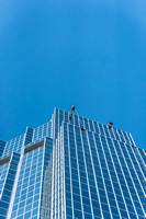Jump from Skyscraper One in London Ontario for Easter Seals 2015