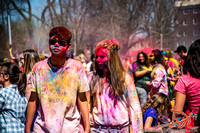 Holi 2016 Festival of Color at Victoria Park